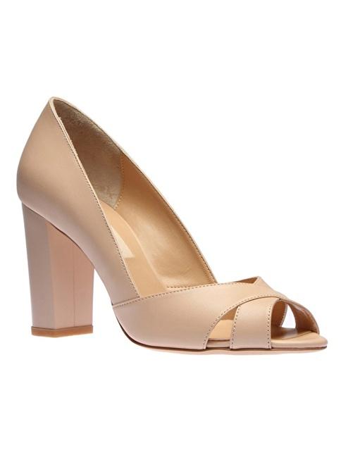 İnci Ayakkabı Bej